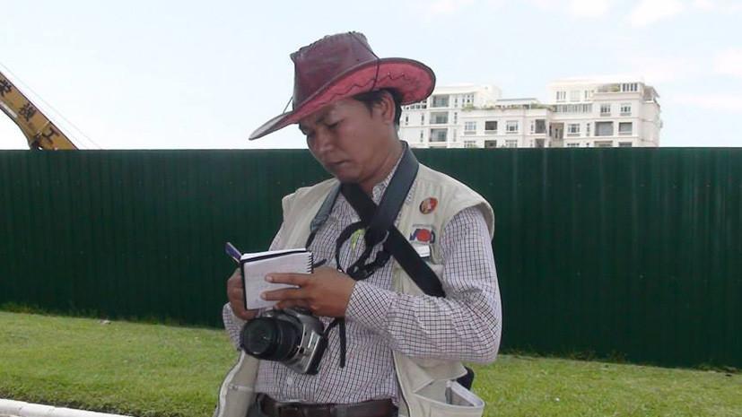«Они запугивают, угрожают»: в Таиланде по запросу Камбоджи задержан активист, помогавший снимать фильм RTД