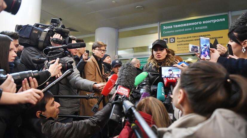 «В рамках производства по уголовному делу»: депортированных из Таиланда Рыбку и Лесли задержали в России