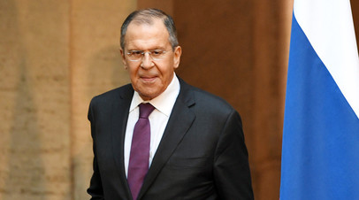 Лавров выступил на министерском совещании Россия — АСЕАН