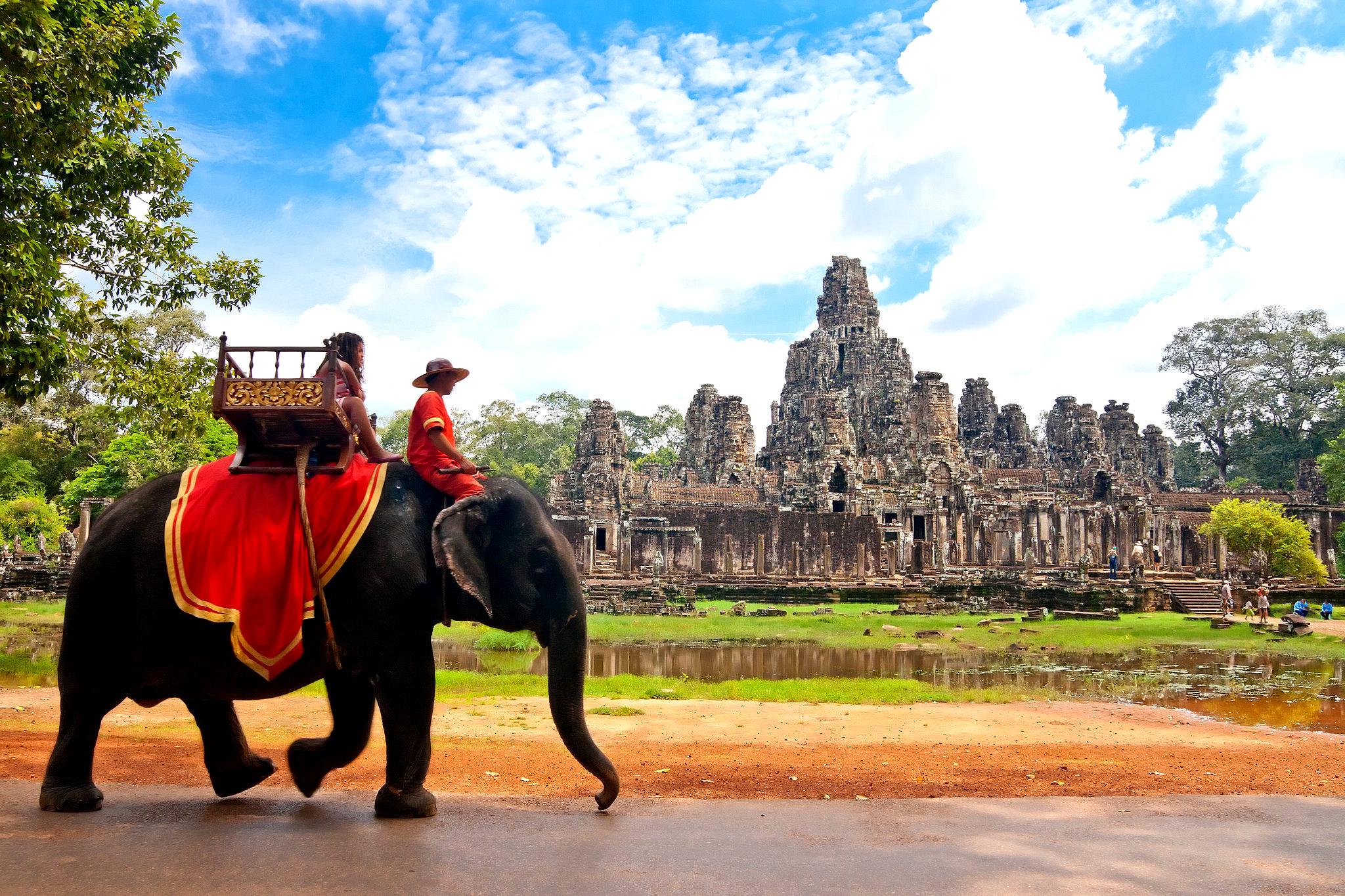 Камбоджа может стать потенциальным рынком для товаров из Индонезии