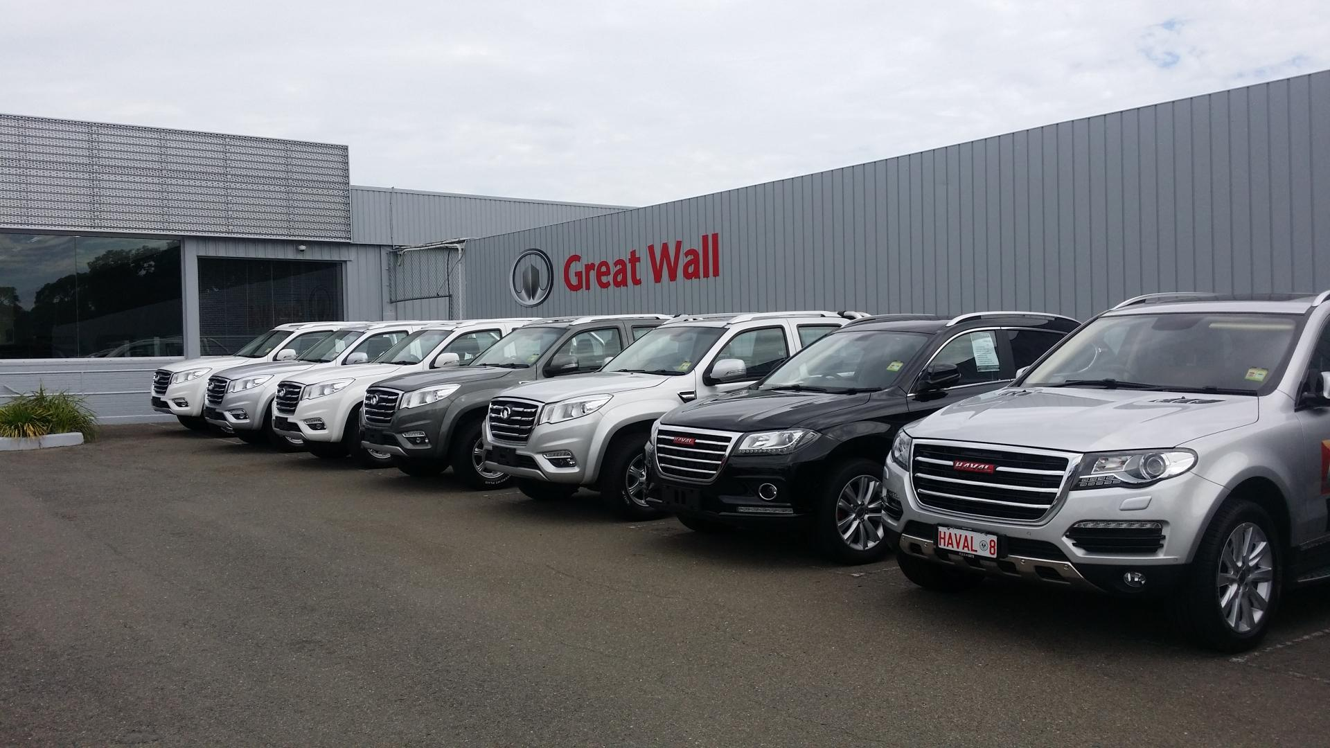 Great Wall выкупил у General Motors заводы в Таиланде
