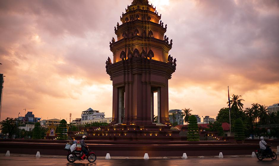 Волонтерство в Камбодже