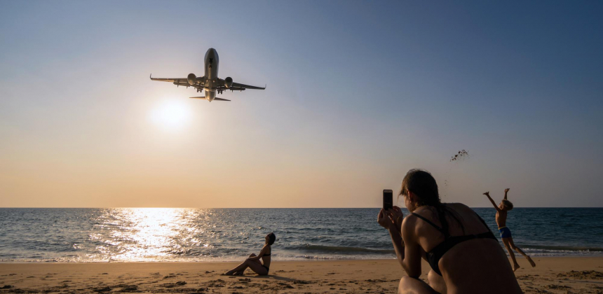 Авиакомпании объявили планы полетов на Пхукет