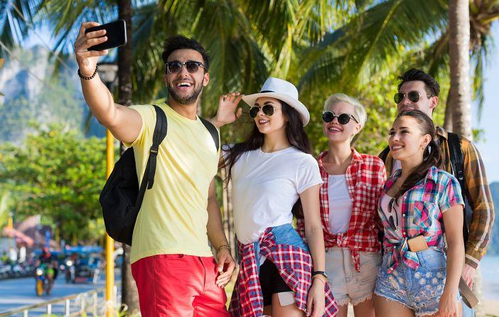 Количество прибывающих туристов в Таиланде выросло