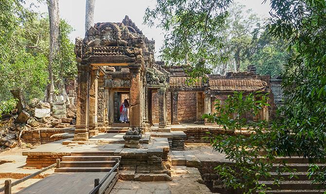 Камбоджа откроется для туристов в ноябре