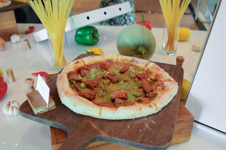 The Acrobatic Pizza Show Must Go On! Two-Time World Champion 'Pasqualino Barbasso' @ Cucina Italian Kitchen, JW Marriott Phuket Resort & Spa Phuket – 26th June, 2019