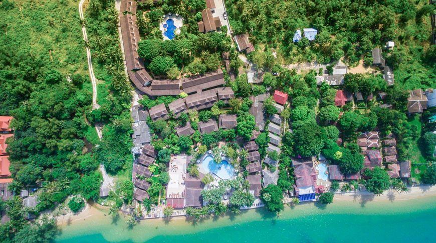 Первоклассный отдых в Таиланде с Paradise Beach Resort Samui