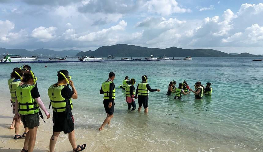 Все провинции Таиланда будут открыты для иностранных туристов в январе 2022 года