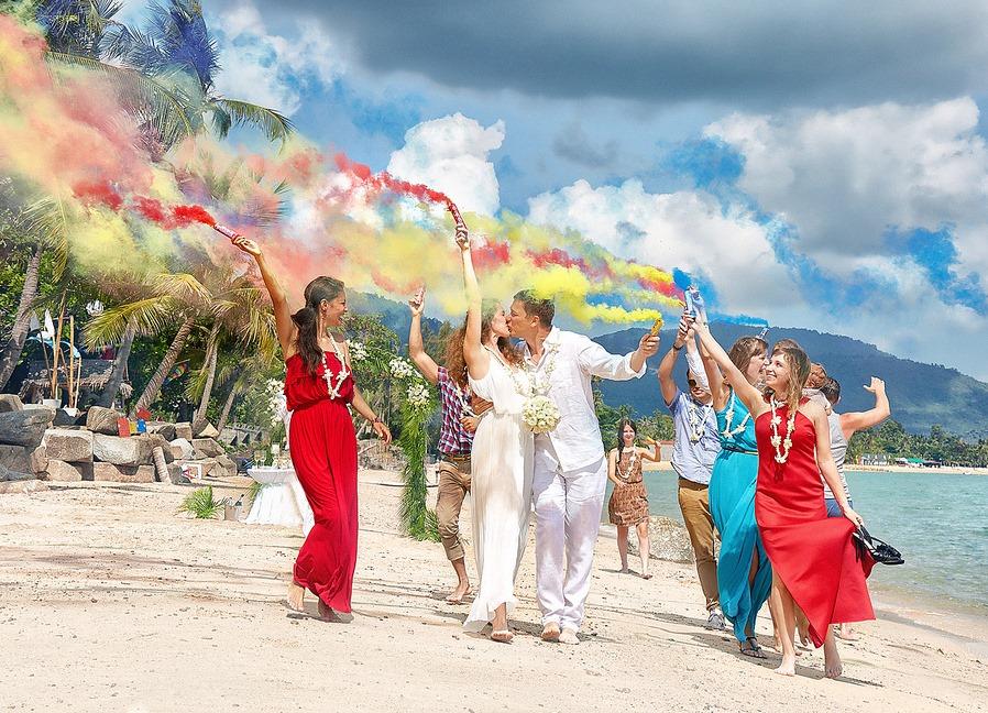 Главные тренды wedding travel обсудили на Пхукете
