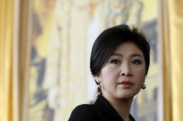 Суд Таиланда заочно приговорил экс-премьера Чинават к тюрьме