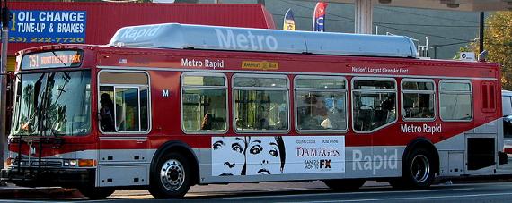 Экспресс-автобусы Metro Rapid