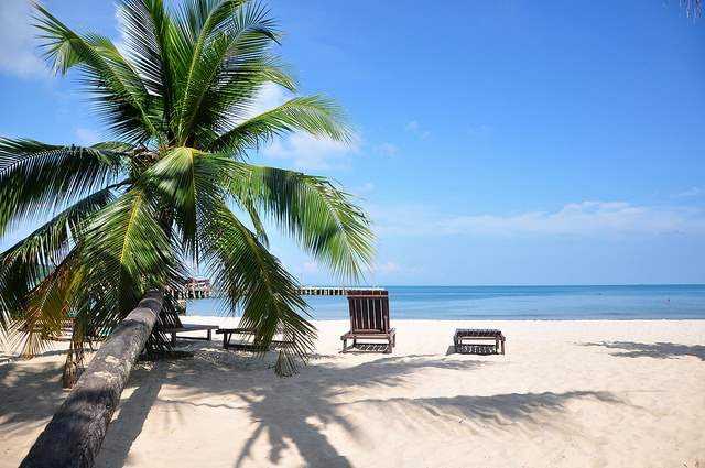Камбоджа – о нюансах пляжного отдыха