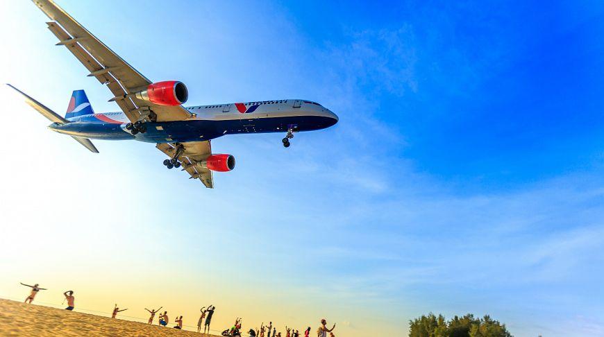 Новосибирцы стали почти втрое чаще летать на Пхукет