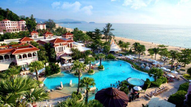 Люксовый отель Таиланда предложил туристам уникальные скидки