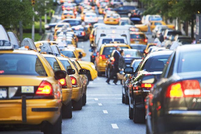 Эксперты составили рейтинг городов с самыми длинными дорожными пробками