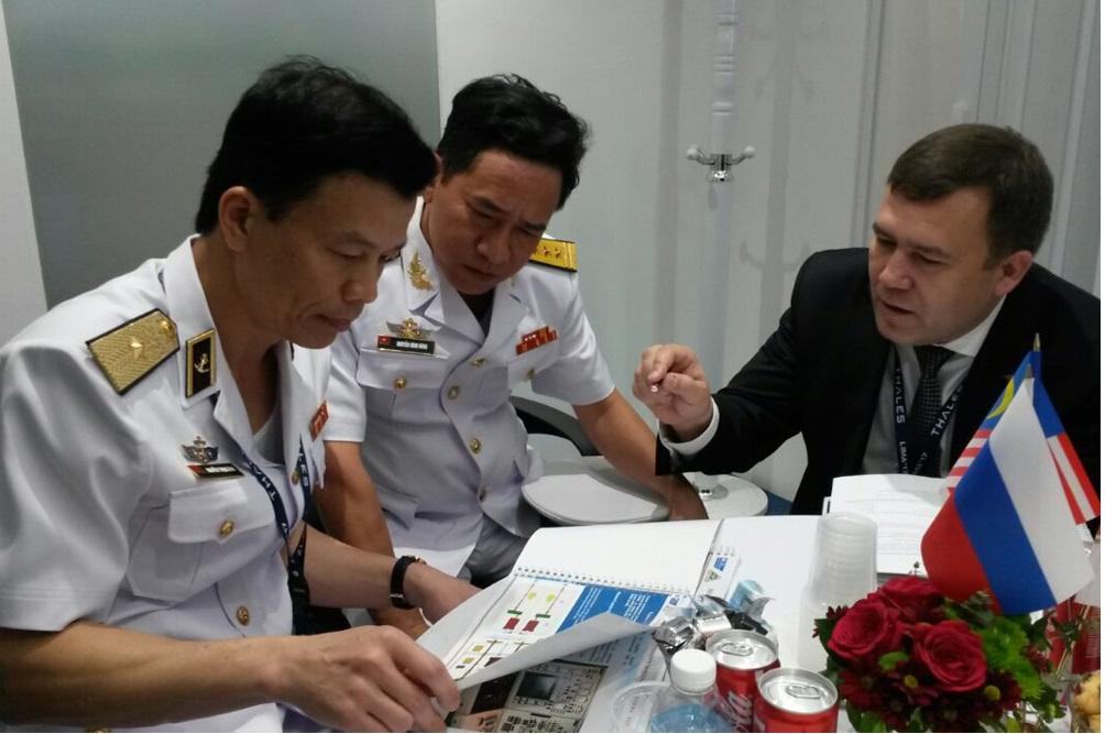 Зеленодольский завод ведет переговоры о поставках боевых судов в Камбоджу