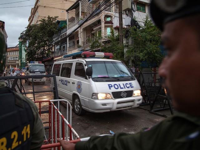 В Камбодже задержали подозреваемых в контрабанде наркотиков