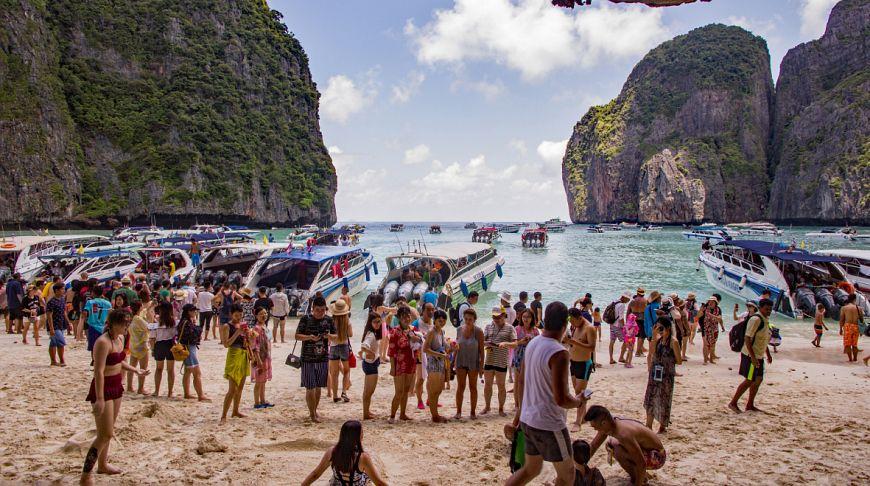 Майя Бэй закроют для туристов на четыре месяца