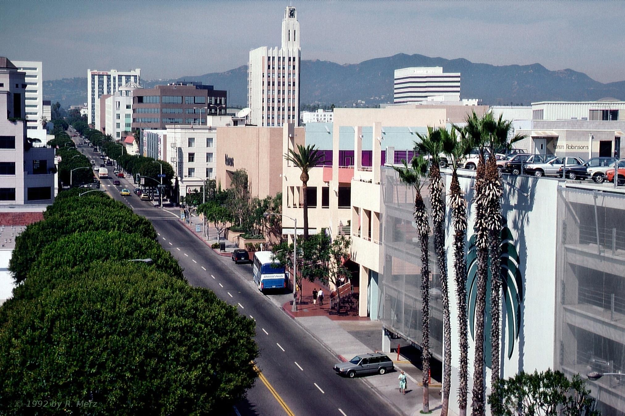 Санта-Моника – жемчужина американских пляжей