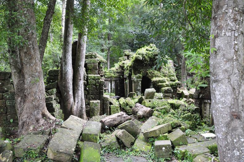 Пном Кулен. Камбоджа