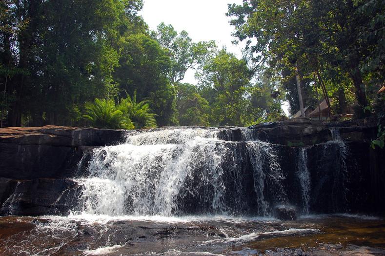 Пном Кулен — национальный парк в 48 километрах от Сием Рипа в Камбодже