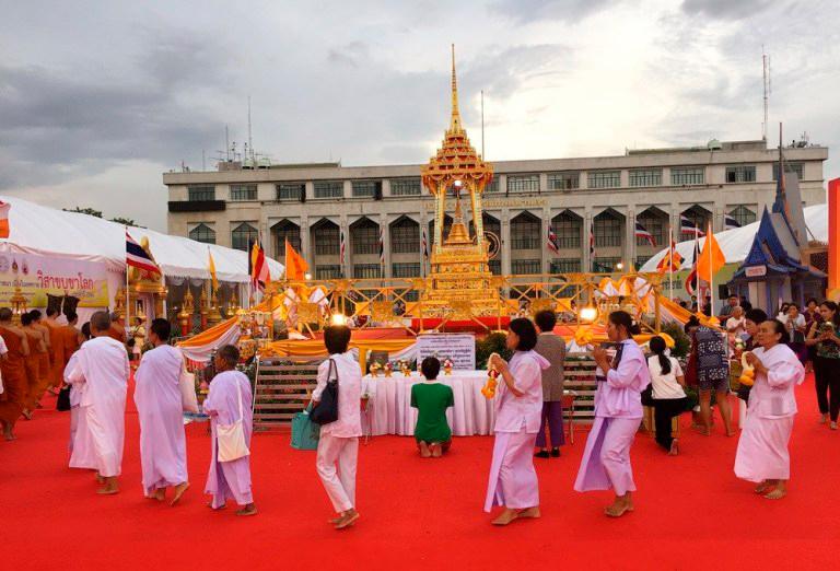 Неделя буддизма в Таиланде