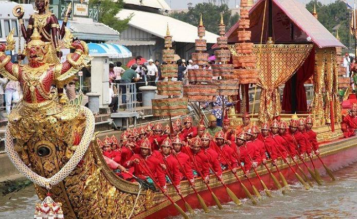 Из аэропорта Бангкока можно будет бесплатно добраться до королевской коронации