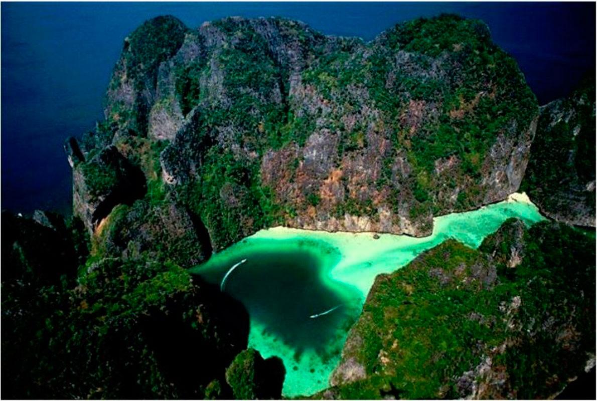 Тайланд утвердил стоимость входной платы в морские национальные парки