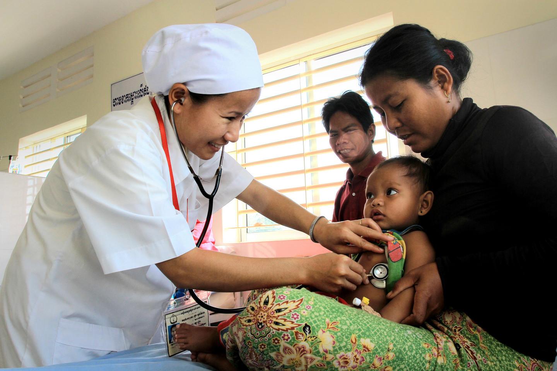 Россия потратит 30 млн рублей на больницы в Камбодже, Лаосе и Мьянме