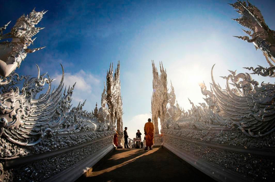 В Таиланд пришла зима