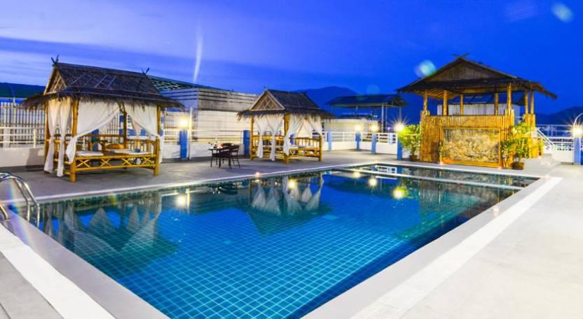 Условия проживания пакетных туристов на примере патонгского M-Narina hotel