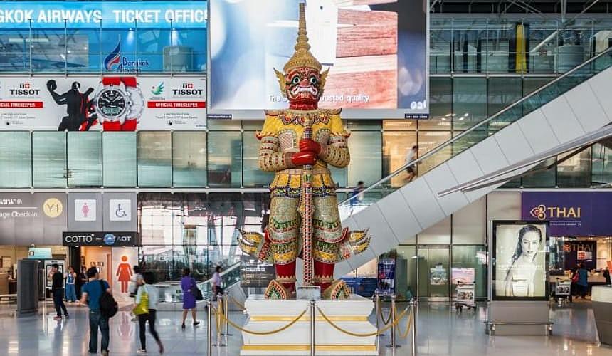 «Аэрофлот» возобновил полеты в Таиланд из Москвы