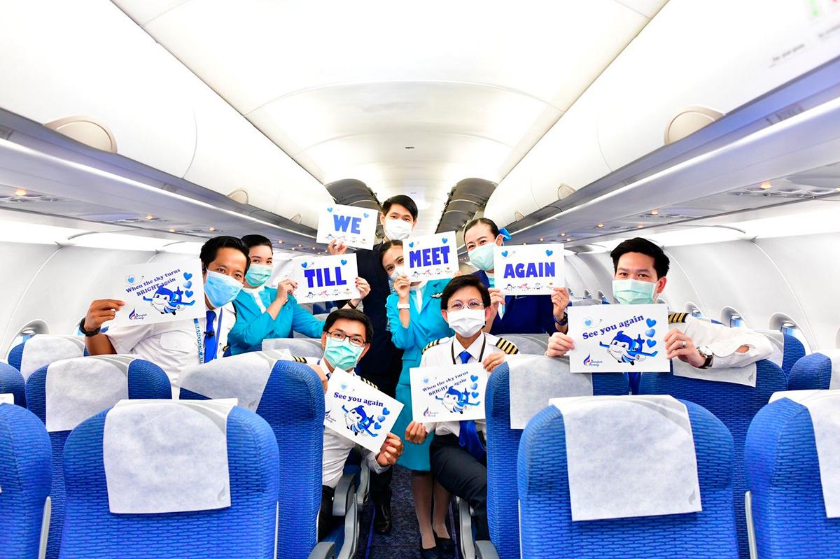 С 27 октября национальный авиаперевозчик Таиланда возобновляет рейсы Пхукет-Паттайя (У-Тапао)