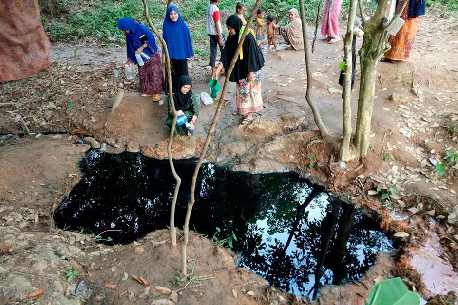 Тайское время: Сакральный пруд с чёрной водой