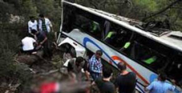 В Таиланде шесть человек погибли и 44 пострадали в ДТП с автобусом
