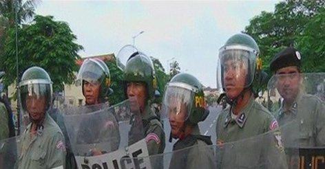 Правительство Камбоджи может начать аресты оппозиции