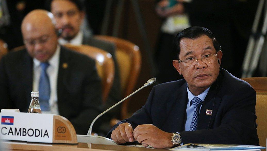 Премьер-министр Камбоджи приедет с официальным визитом в Китай