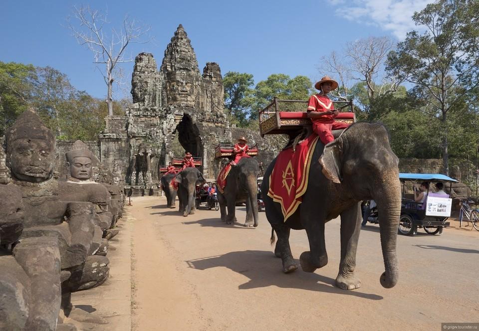 В Камбодже прошел Брифинг международного туристического острова Хайнань-2019
