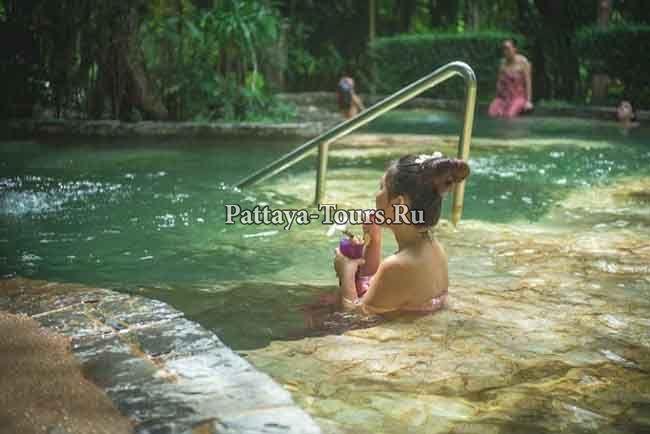 Сабай на реке Квай - Экскурсии в Паттайе