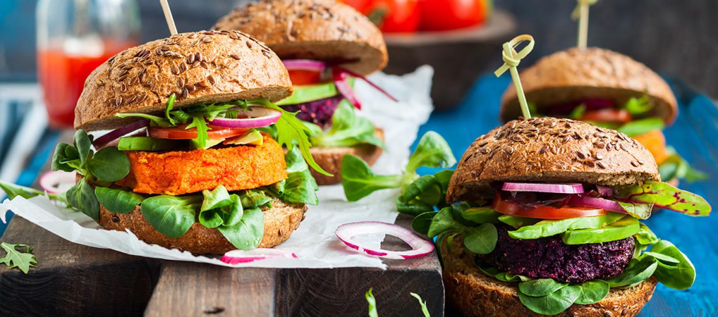 Тель-Авивские бургеры – подборка лучшего для вегетарианцев и любителей мяса