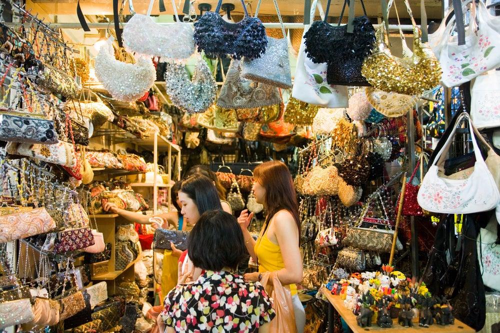 10 лучших мест для шопинга в Тайланде