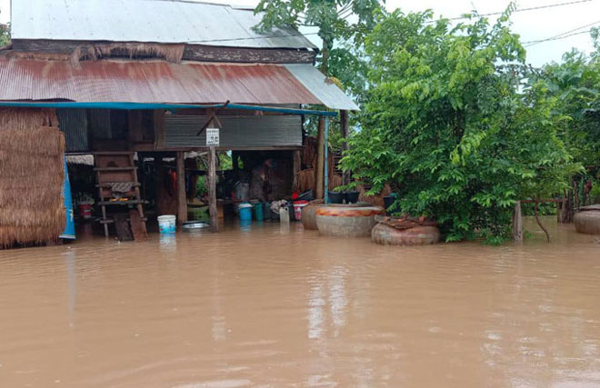 В Камбодже оценили масштаб ущерба из-за тропического шторма «Ноул»