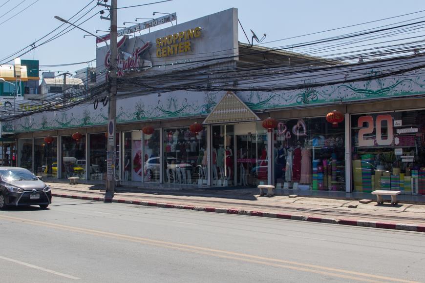 Дешевый магазин сувениров в Паттайе, о котором не знают туристы