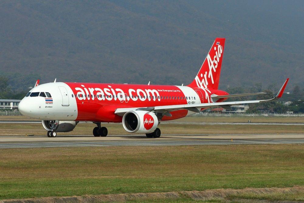 Рейс Пхукет-Джакарта возобновляют AirAsia