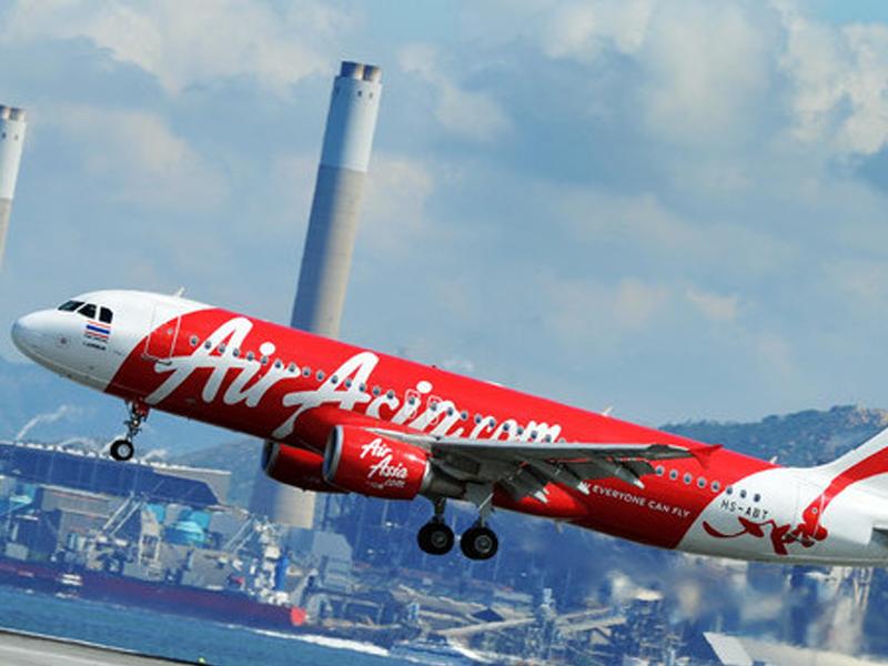 AirAsia начинает доступные перевозки маршрутом Пхукет-Паттайя (У-Тапао)