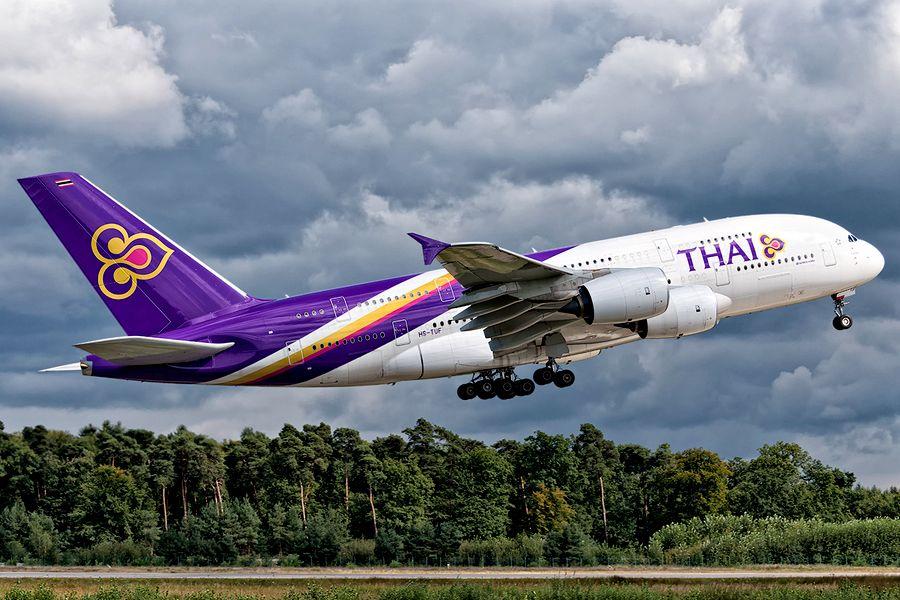 Тайская авиакомпания нашла способ компенсировать ущерб от COVID-19