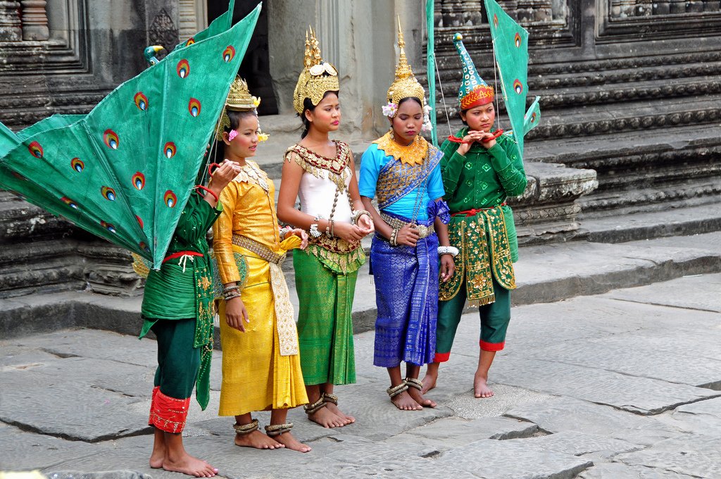 Путешествие в Камбоджу