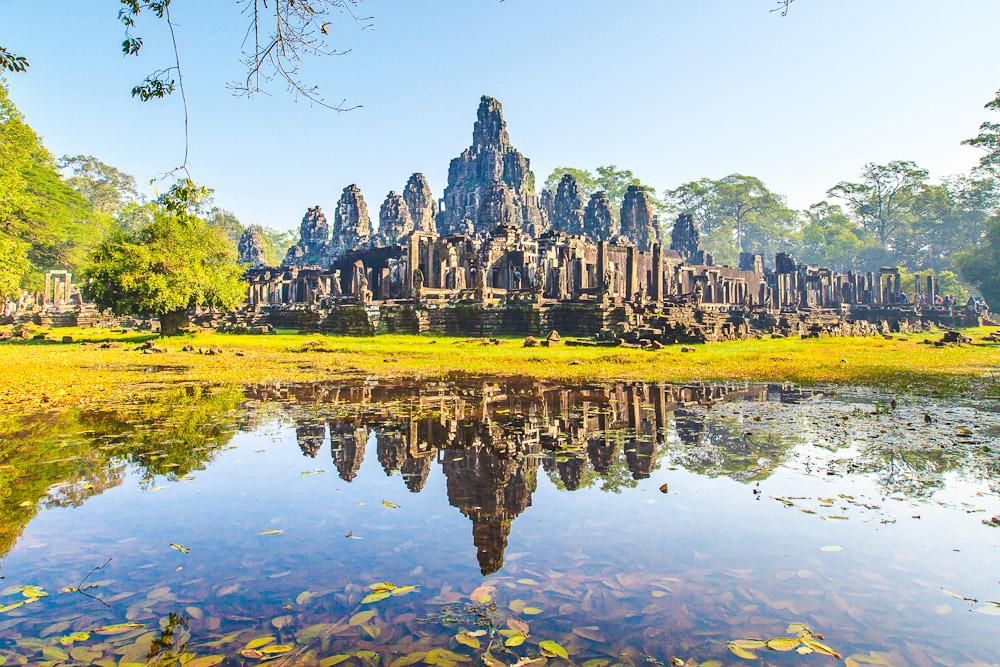 Южная Корея и Камбоджа проведут второй раунд переговоров о создании ЗСТ