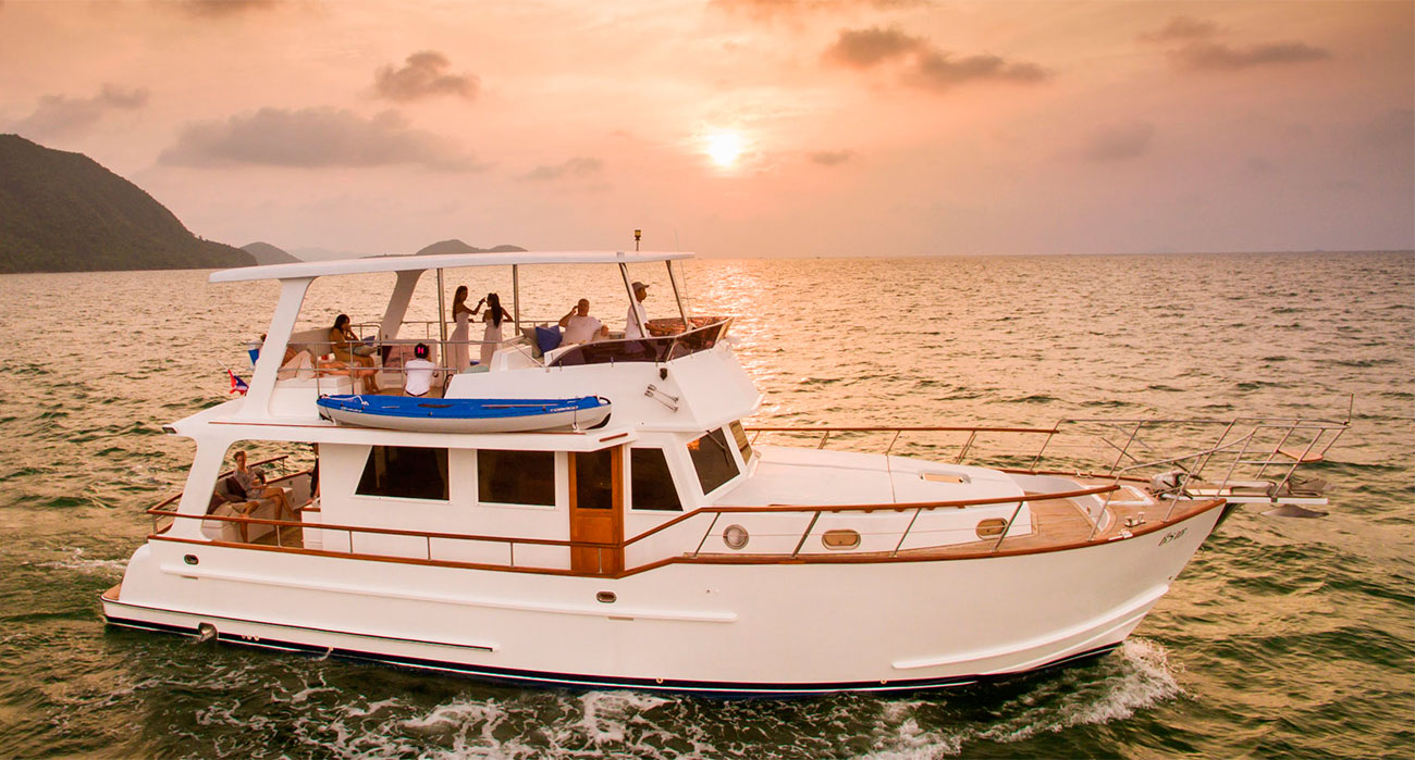 Тайланд открывает новые яхтенные маршруты