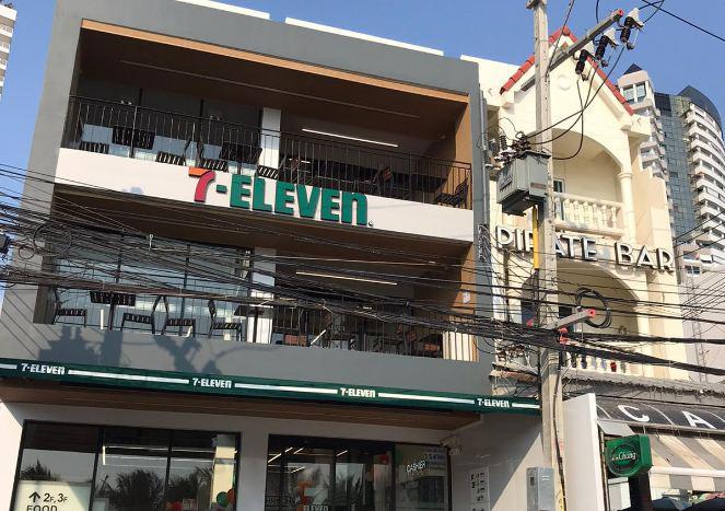 7-Eleven расширяет службу доставки на дом в Таиланде
